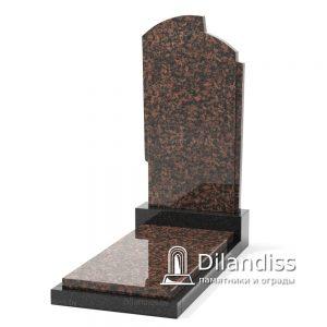 памятник-комплекс одинарный с плитой
