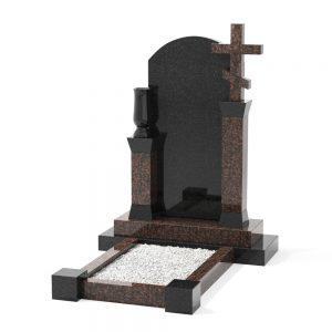 памятник из дымовского гранита фото